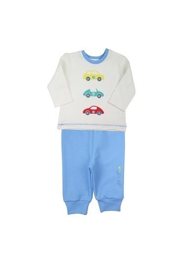 Baby Corner Pijama Takım Mavi